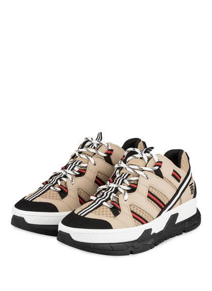BURBERRY Sneaker UNION , Farbe: BEIGE (Bild 1)