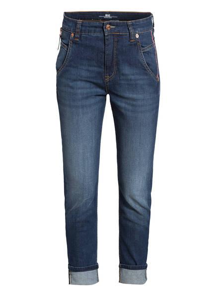MAC Jeans LYNN POCKET CHAIN, Farbe: DUNKELBLAU (Bild 1)