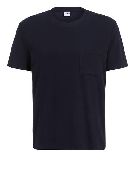 NN07 T-Shirt CLIVE, Farbe: DUNKELBLAU (Bild 1)