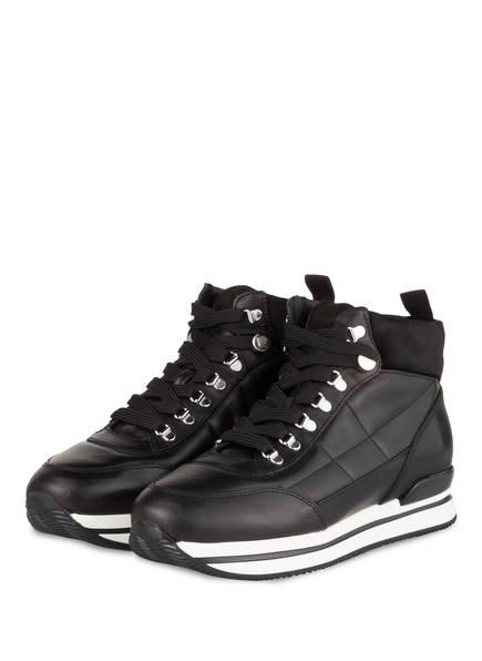HOGAN Hightop-Sneaker, Farbe: SCHWARZ (Bild 1)