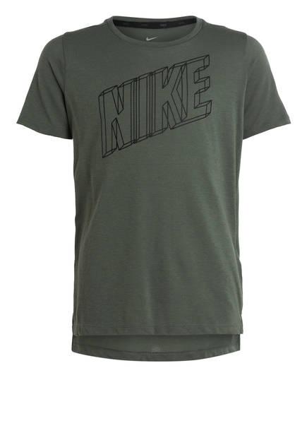Nike T-Shirt BREATHE, Farbe: OLIV (Bild 1)