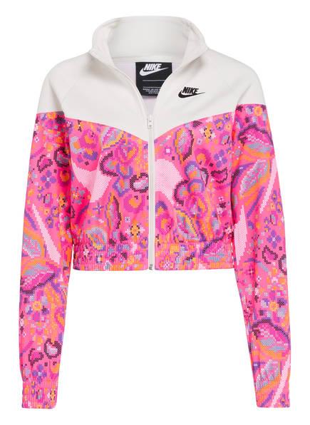 Nike Trainingsjacke , Farbe: PINK/ WEISS (Bild 1)