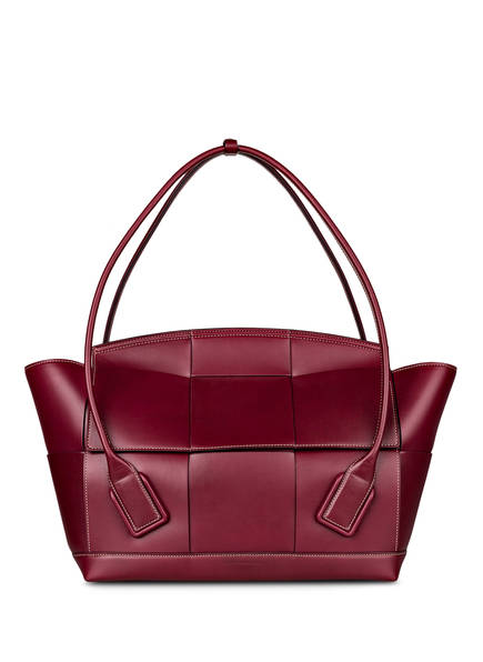 BOTTEGA VENETA Shopper ARCO 56, Farbe: BORDEAUX (Bild 1)