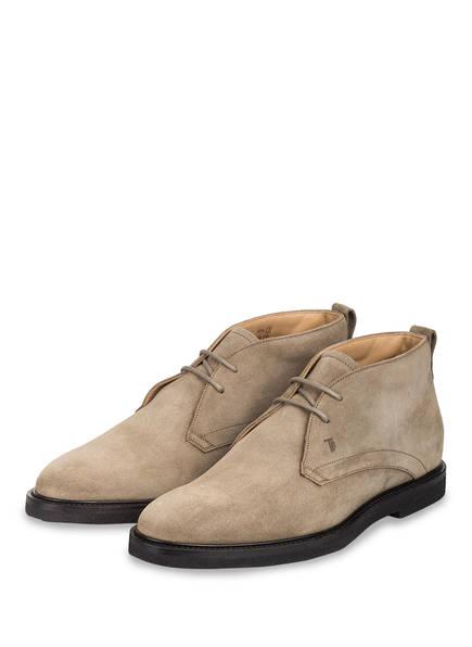 TOD'S Desert-Boots, Farbe: TAUPE (Bild 1)