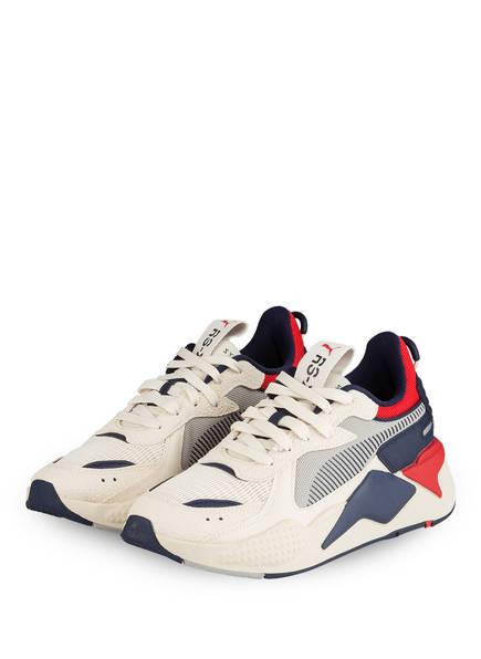 PUMA Sneaker RS-X HARD DRIVE , Farbe: BEIGE/ BLAU/ ROT (Bild 1)