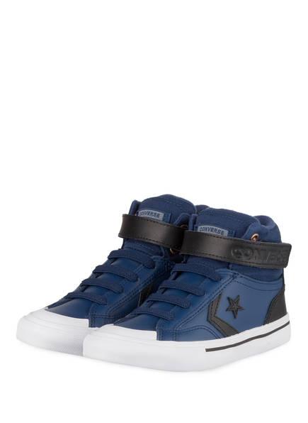 CONVERSE Sneaker PRO BLAZE STRAP MARTIAN, Farbe: BLAU/ SCHWARZ (Bild 1)