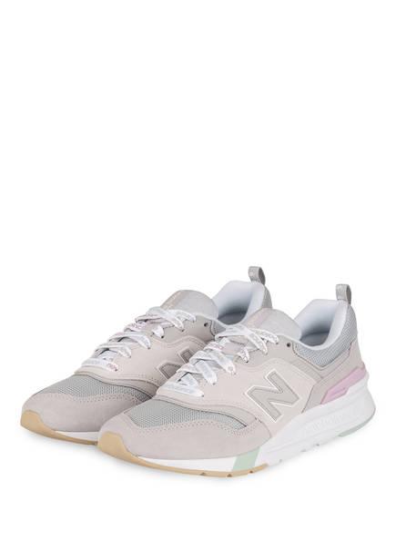 new balance Sneaker CW997HKB, Farbe: GRAU/ MINT/ HELLLILA (Bild 1)