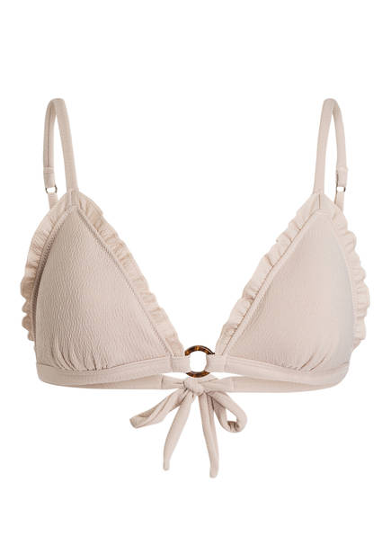 LOVE Stories Triangel-Bikini-Top REGGIPETTO, Farbe: NUDE (Bild 1)