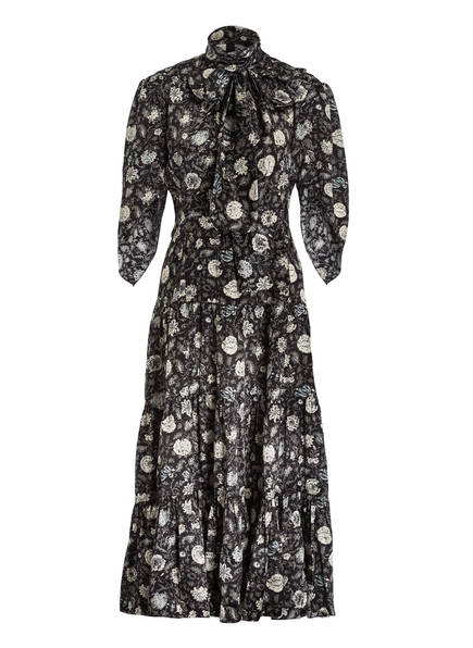 Chloé Seidenkleid, Farbe: BLACK (Bild 1)