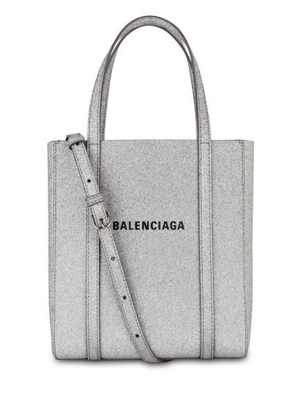 BALENCIAGA Handtasche EVERYDAY XXS, Farbe: SILBER (Bild 1)