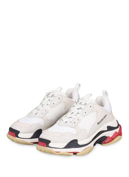 BALENCIAGA Sneaker TRIPLE S, Farbe: 9000 WHITE (Bild 1)