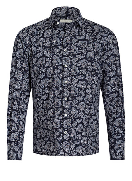 ETRO Hemd Extra Slim Fit , Farbe: DUNKELBLAU/ CREME (Bild 1)