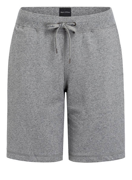 Marc O'Polo Lounge-Shorts, Farbe: GRAU MELIERT (Bild 1)