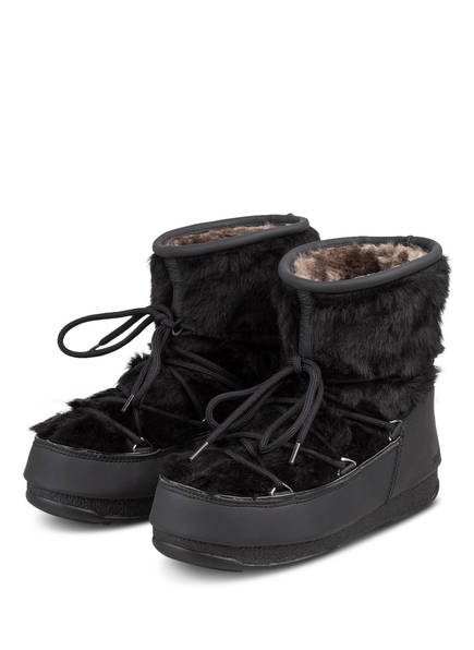 MOON BOOT Moon Boots MONACO LOW WP, Farbe: SCHWARZ (Bild 1)
