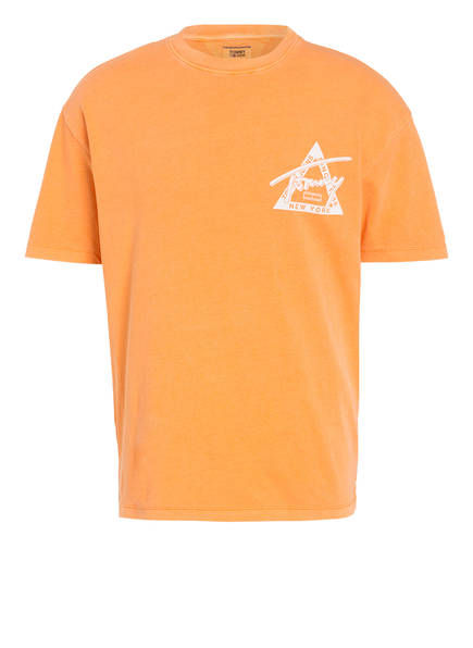TOMMY JEANS T-Shirt, Farbe: ORANGE (Bild 1)