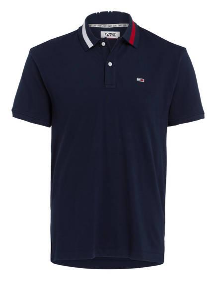 TOMMY JEANS Poloshirt, Farbe: DUNKELBLAU (Bild 1)