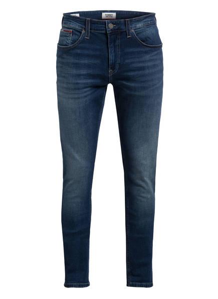 TOMMY JEANS Jeans STEVE Slim Tapered Fit, Farbe: FURIA DK BL STR (Bild 1)