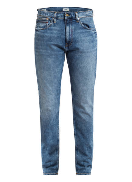 TOMMY JEANS Jeans Modern Tapered Fit, Farbe: DALLAS MID BL COM BLUE (Bild 1)