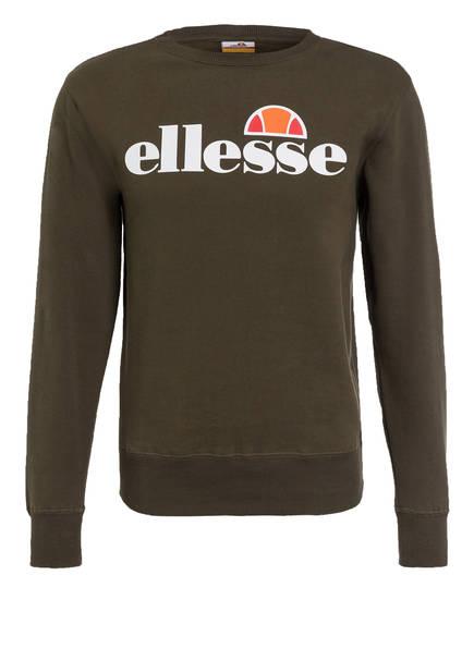 ellesse Sweatshirt SUCCISO, Farbe: OLIV (Bild 1)