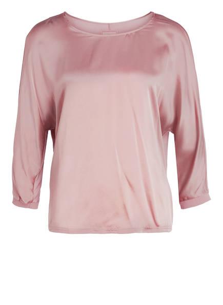 LIEBLINGSSTÜCK Blusenshirt mit 3/4-Arm mit Seide, Farbe: ROSÉ (Bild 1)