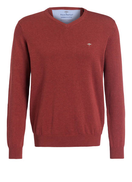 FYNCH-HATTON Pullover, Farbe: BRAUN (Bild 1)