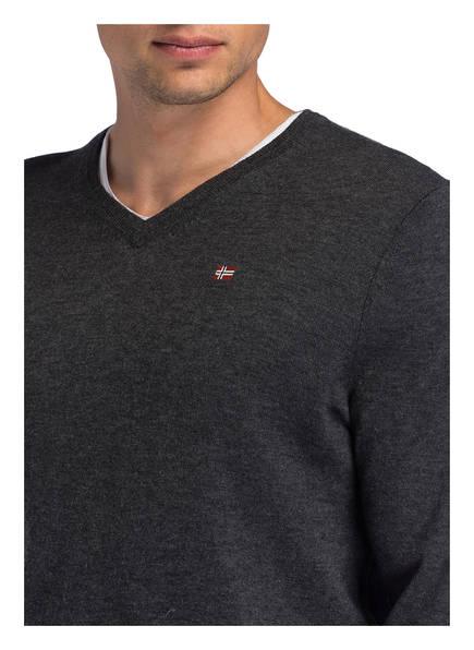 NAPAPIJRI Strickoberteile & Pullover | Napapijri Pullover Damavand grau