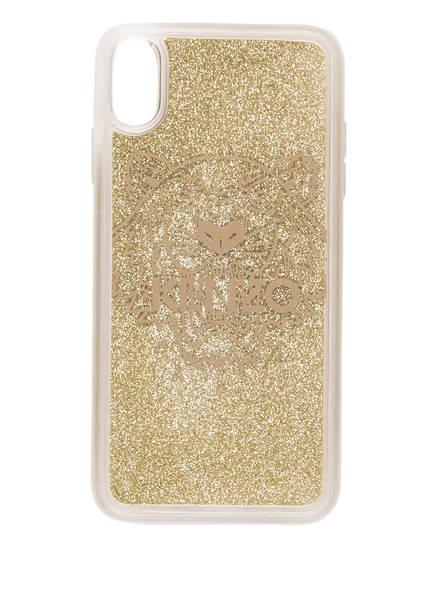 KENZO Smartphone-Hülle, Farbe: GOLD (Bild 1)