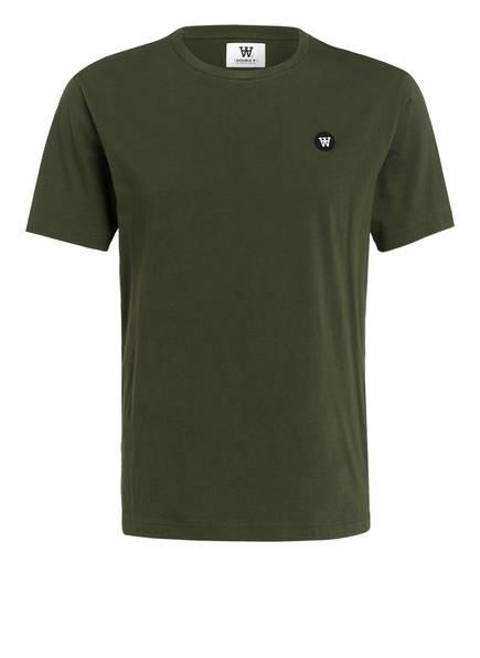 WOOD WOOD T-Shirt ACE , Farbe: OLIV (Bild 1)