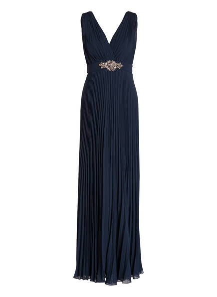 VISOUS Abendkleid, Farbe: DUNKELBLAU (Bild 1)
