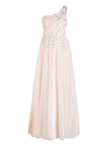VISOUS Abendkleid mit Stola , Farbe: ROSÉ (Bild 1)
