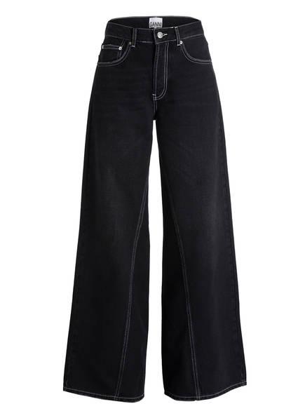 GANNI Jeans , Farbe: BLACK WASHED (Bild 1)