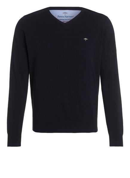 FYNCH-HATTON Pullover, Farbe: DUNKELBLAU (Bild 1)