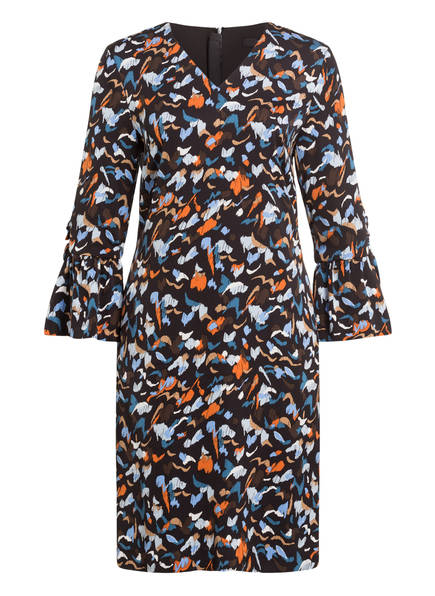 STEFFEN SCHRAUT Kleid mit 3/4-Arm , Farbe: DUNKELBLAU/ WEISS/ BLAU (Bild 1)