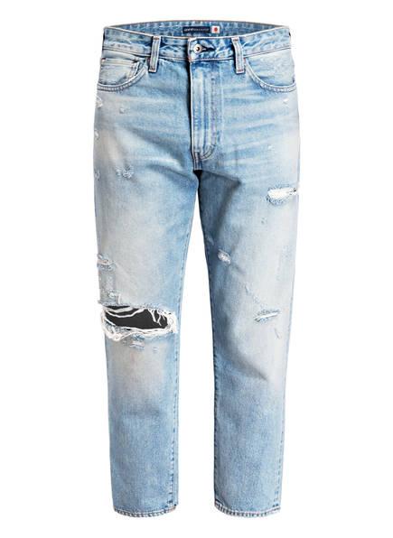 Levi's® Destroyed-Jeans DRAFT Tapered Fit, Farbe: LMC LEGENDARY LIGHT BLUE (Bild 1)