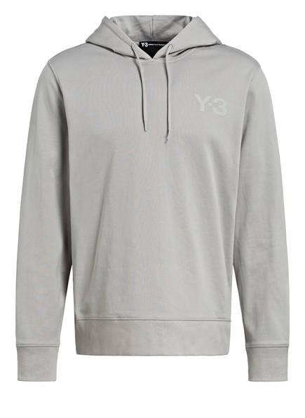 Y-3 Hoodie, Farbe: HELLGRAU (Bild 1)