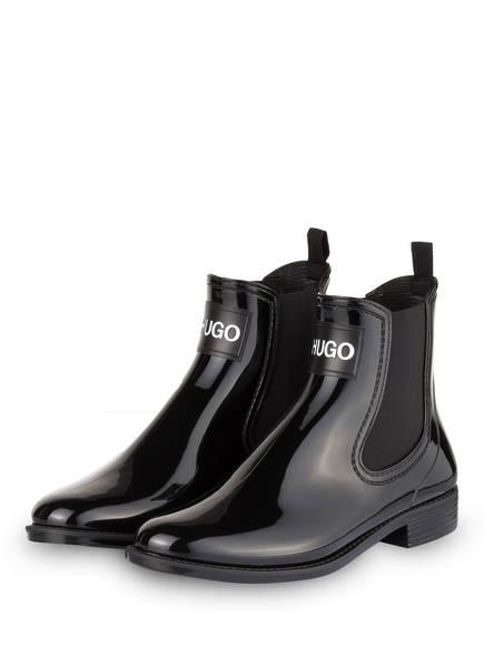 HUGO Gummi-Boots NOLITA, Farbe: SCHWARZ (Bild 1)