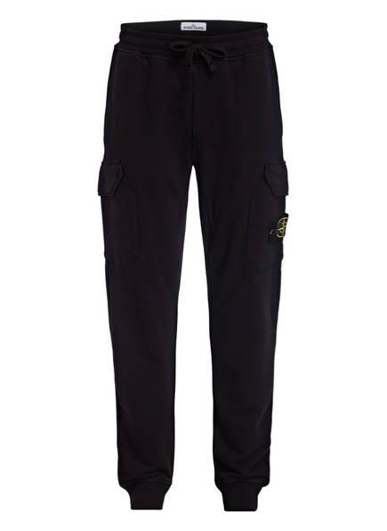 STONE ISLAND Sweatpants, Farbe: SCHWARZ (Bild 1)