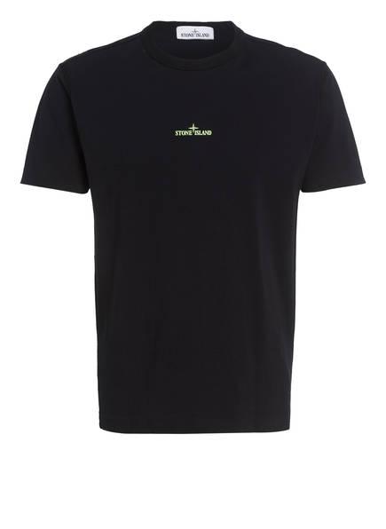 STONE ISLAND T-Shirt , Farbe: SCHWARZ (Bild 1)