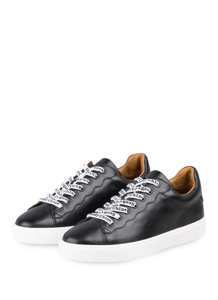 SEE BY CHLOÉ Sneaker , Farbe: SCHWARZ (Bild 1)