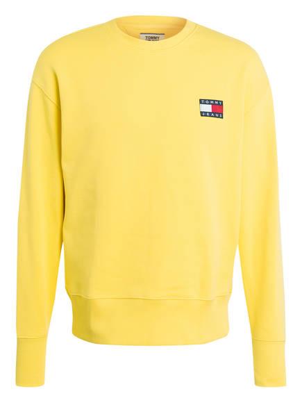 TOMMY JEANS Sweatshirt, Farbe: GELB (Bild 1)