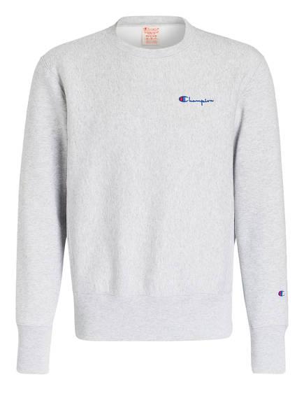Champion Sweatshirt , Farbe: HELLGRAU MELIERT (Bild 1)