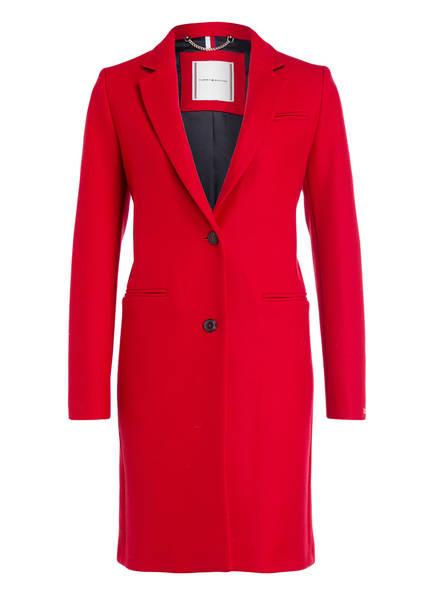 TOMMY HILFIGER Mantel BELLE, Farbe: ROT (Bild 1)