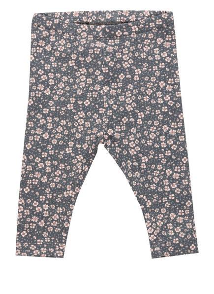 WHEAT Leggings, Farbe: GRAU/ HELLROSA (Bild 1)
