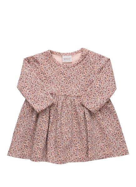 WHEAT Kleid OTILDE, Farbe: ROSE/ DUNKELROT/ GRÜN (Bild 1)