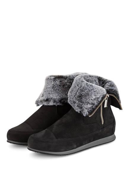 Candice Cooper Boots VERMONT, Farbe: SCHWARZ (Bild 1)