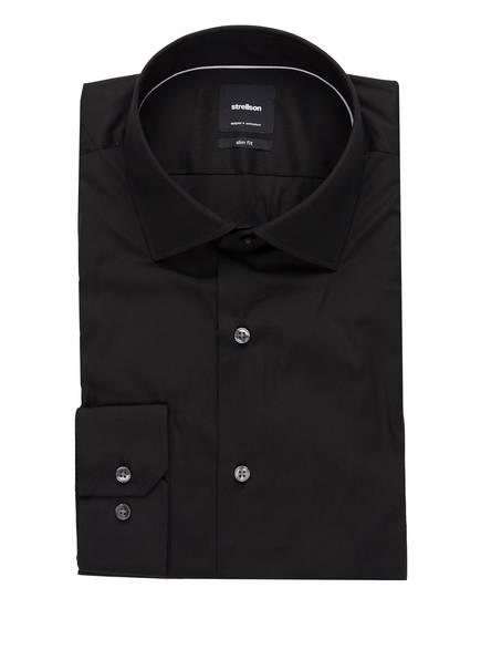 strellson Hemd SANTOS Slim Fit, Farbe: SCHWARZ (Bild 1)