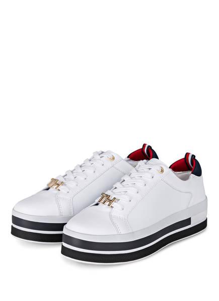 Tommy Hilfiger : Herrenschuhe & Damenschuhe Sneakers