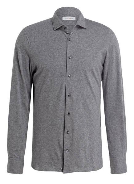 BALDESSARINI Hemd Tailored Fit, Farbe: GRAU MELIERT (Bild 1)