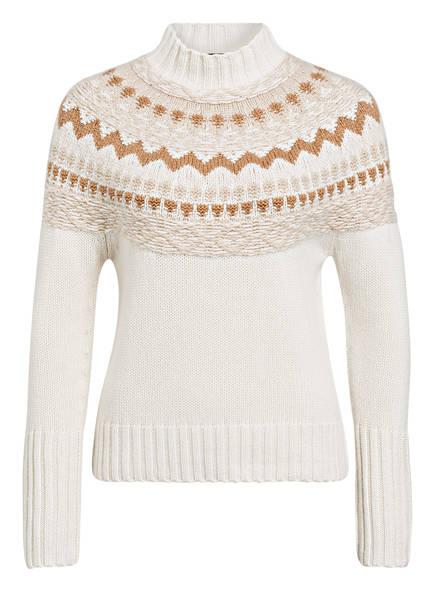 IRIS von ARNIM Cashmere-Pullover HERTI, Farbe: ECRU (Bild 1)