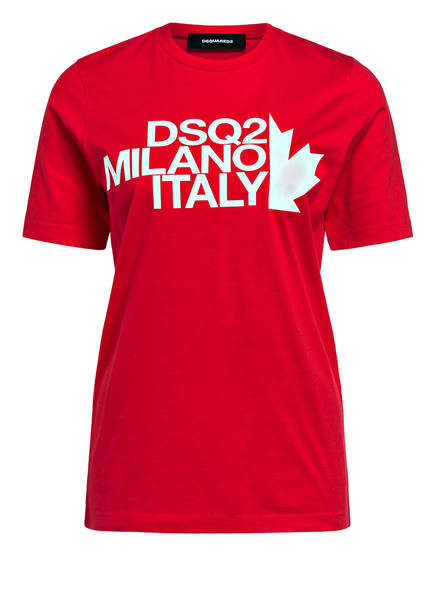 DSQUARED2 T-Shirt , Farbe: ROT (Bild 1)